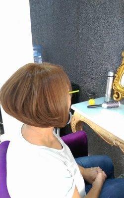 Rujj Kuaför Şirinyer Kısa Saç Kesimi